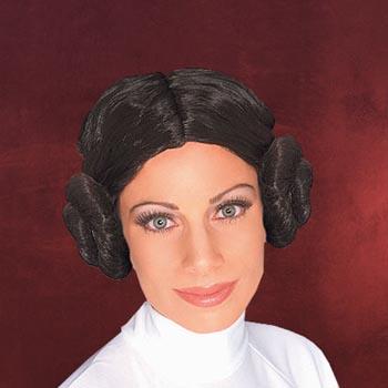 Star Wars Prinzessin Leia - Perücke
