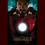 Tony Stark - Iron Man 2 Poster