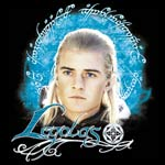Legolas Girlie Shirt