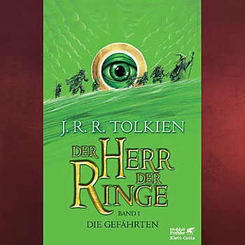 Die Gef&auml;hrten - Der Herr der Ringe Band 1