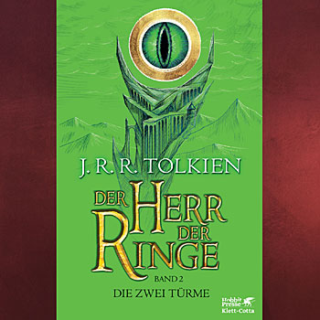 Die zwei T&uuml;rme - Der Herr der Ringe Band 2