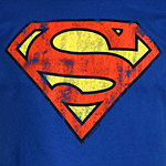 Superman - Retro Logo T-Shirt