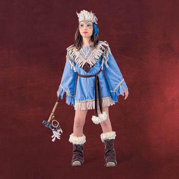 Cherokee Indianerin - Kinderkostüm