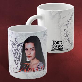 Arwen - Herr der Ringe Tasse