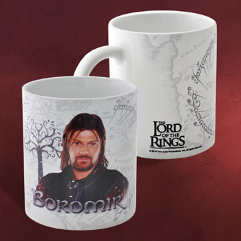Boromir - Herr der Ringe Tasse