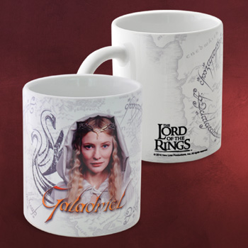 Galadriel - Herr der Ringe Tasse