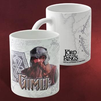 Gimli - Herr der Ringe Tasse