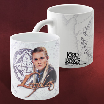 Legolas - Herr der Ringe Tasse