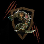 World of Warcraft Worgen T-Shirt