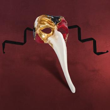 Venezianische Maske - Zanni