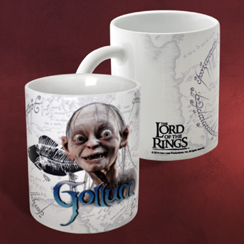 Gollum - Herr der Ringe Tasse