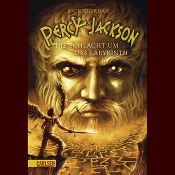 Die Schlacht um das Labyrinth - Percy Jackson Bd 4