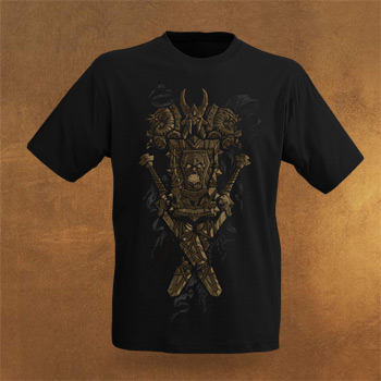 World of Warcraft Warrior Legendary Class T-Shirt