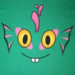 World of Warcraft Murloc Face Girlie Shirt