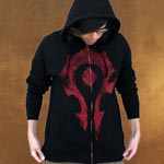 World of Warcraft Horde Spray Hoodie