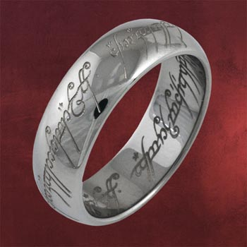 Der Herr der Ringe - Wolfram Ring
