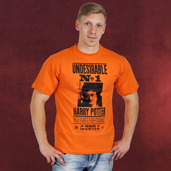 undesirable No.1 - HP 7 T-Shirt