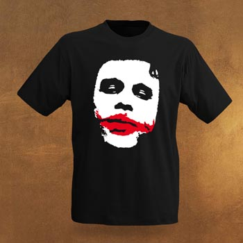 Batman - Joker Big Face T-Shirt