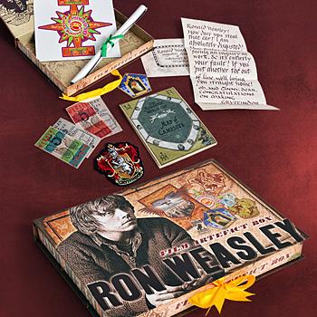 Ron Weasley Artefakt Box