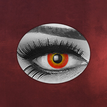 Sith Lord - Kontaktlinsen