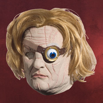 Mad Eye Moody Latexmaske