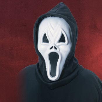 Howling Ghost Maske Deluxe