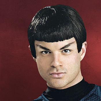 Star Trek Spock Per�cke