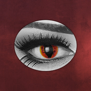 Sauron Eyes - Kontaktlinsen