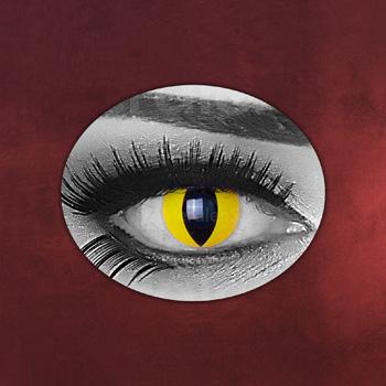 Cat Eyes - Kontaktlinsen