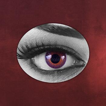Zauberer - Kontaktlinsen