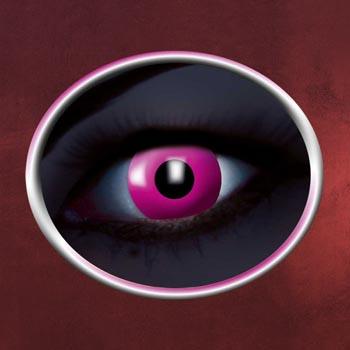 UV Kontaktlinsen pink
