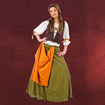 Mittelalter Magdkost�m Agnes