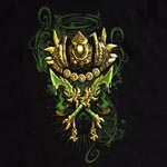 World of Warcraft Rogue Legendary T-Shirt