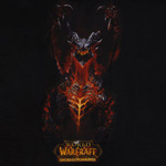 World of Warcraft Deathwing Chest T-Shirt