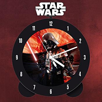Star Wars - Darth Vader Wecker mit Licht und Sound