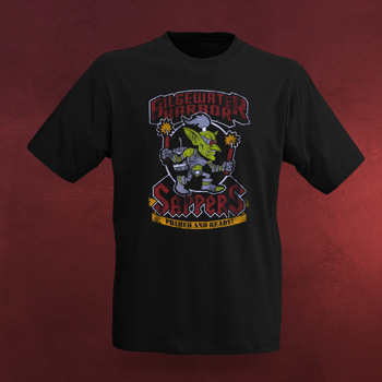 World of Warcraft Bilgewater Sappers T-Shirt
