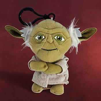 Star Wars - Yoda Plüsch Schlüsselanhänger