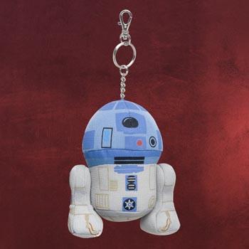 Star Wars - R2-D2 Stoff Schlüsselanhänger