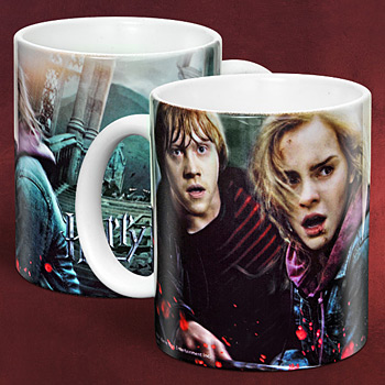 Harry Potter 7 Ron und Hermine Tasse