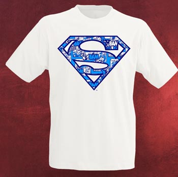 Superman Urban Species Logo T-Shirt