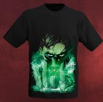 Green Lantern Comic Held T-Shirt