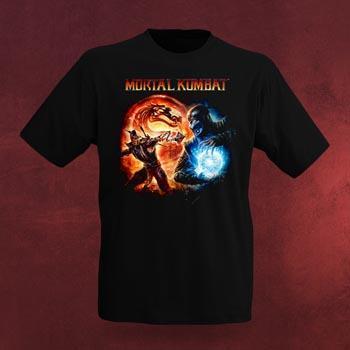 Mortal Kombat Tribal T-Shirt