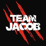 Twilight - Team Jacob Girlie Shirt