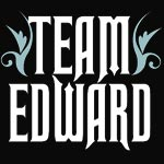 Twilight - Team Edward Girlie Shirt