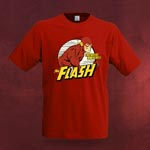 DC - Flash The Fastest Man alive - T-Shirt