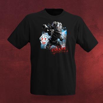 Mr Freeze - Batman Arkham City T-Shirt