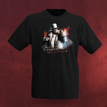Penguin - Batman Arkham City T-Shirt