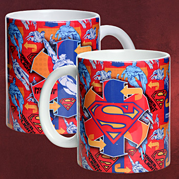 Superman Power of Flight Tasse