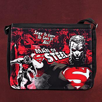 Superman The Man of Steel Tasche
