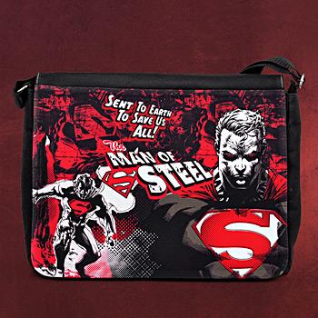 Superman The Man of Steel Tasche